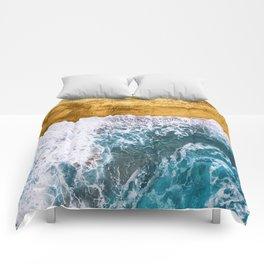 Tropical XVI - Golden Beach Comforters