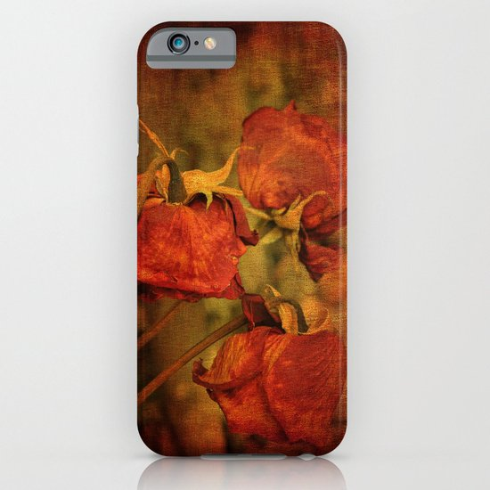 Three Roses iPhone & iPod Case