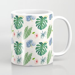 Tropical Blue Coffee Mug