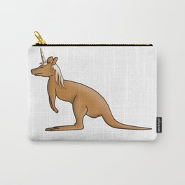 Kangaroo-nicorn Carry-All Pouch