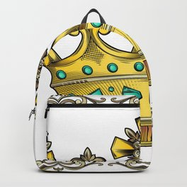Royal Crown Backpack