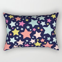 All About the Stars - Style G Rectangular Pillow