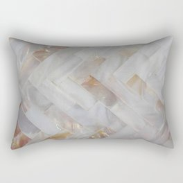 The Shell Secret Rectangular Pillow