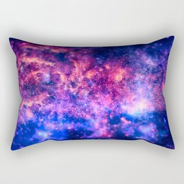 The center of the Universe (The Galactic Center Region ) Rectangular Pillow