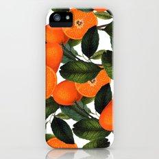 The Forbidden Orange #society6 #decor #buyart iPhone (5, 5s) Slim Case