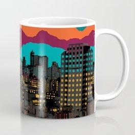 Fragmented III VI Coffee Mug