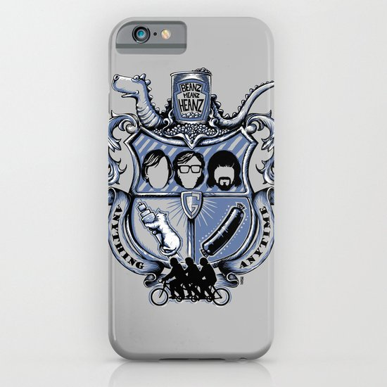 Anything Anytime iPhone & iPod Case
