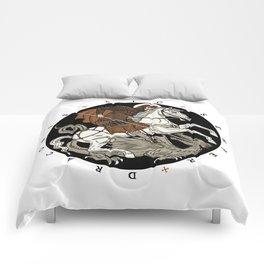 Sic Semper Draconis Comforters
