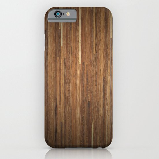 Wood #2 iPhone & iPod Case