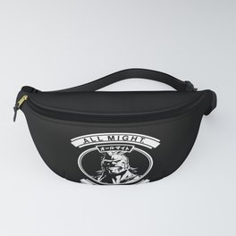 All Might One for All Fanny Pack