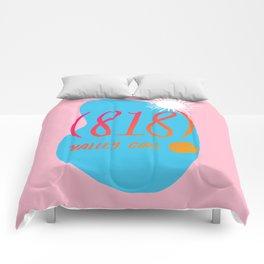 Valley Girl Comforters