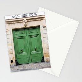Envy - Ornate Parisian Door Stationery Cards