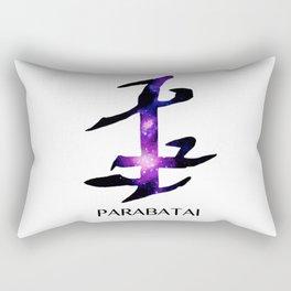 Parabatai Galaxy Rectangular Pillow