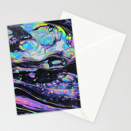 GLASS IN THE PARK Stationery Cards