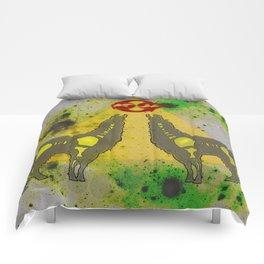 Cosmic Llama Comforters