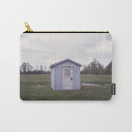 little shed in the backyard Carry-All Pouch