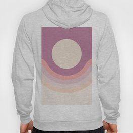 Lilac Rainbow Canyon Hoody