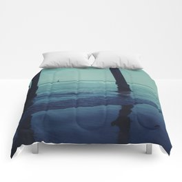 Glenelg Pier Comforters