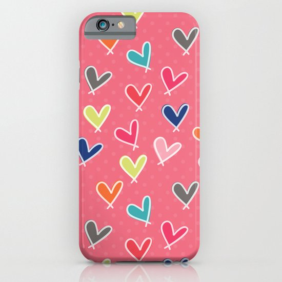 Blow Me One Last Kiss - Pink iPhone & iPod Case