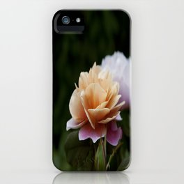 Lily Pad Rose iPhone Case