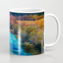 Monet's Rio Las Cruces New Mexico Coffee Mug