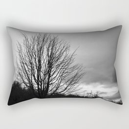 Deadly monochromatic tree Rectangular Pillow