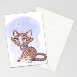 Snowflake Noms Stationery Cards