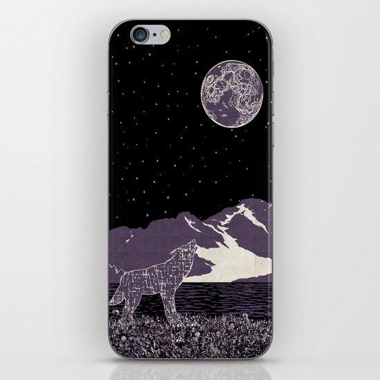 Wolf 1 iPhone & iPod Skin