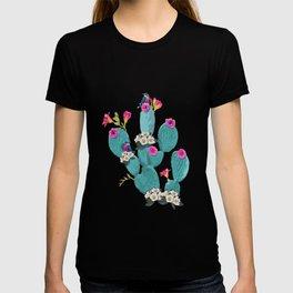 Cactus Hummingbirds T-shirt