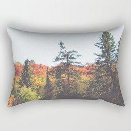 Fall Colours Rectangular Pillow