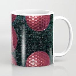PURPLE GOLF BALLS Coffee Mug