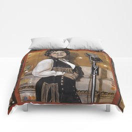 Patsy Cline Comforters