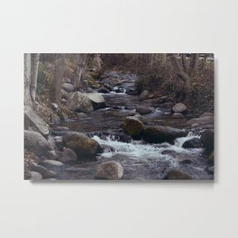Ashland Creek - Ashland, OR Metal Print