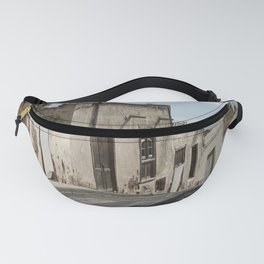 Old Canary Islands Road Fanny Pack