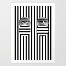Sessions of Terror Art Print