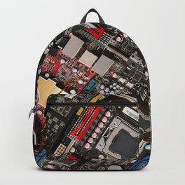 Computer motherboard Backpack