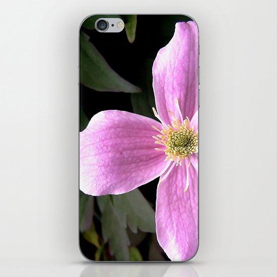 flora IX iPhone & iPod Skin