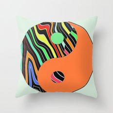 African Y&Y Throw Pillow