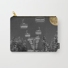 Chair Lift to the Moon Carry-All Pouch