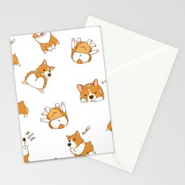 Cute as Hecc Stationery Cards