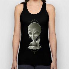 Alien II Unisex Tank Top