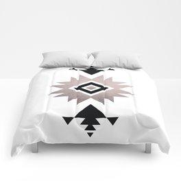 Minimalist Aztec Comforters