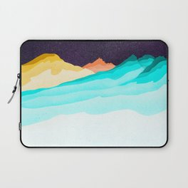 Three Sisters Mountains Laptop Sleeve