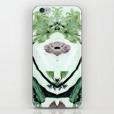 Green life iPhone & iPod Skin
