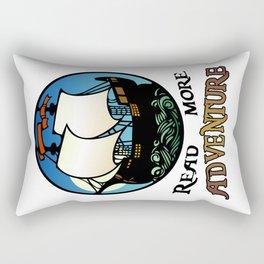 Read More Adventure Rectangular Pillow