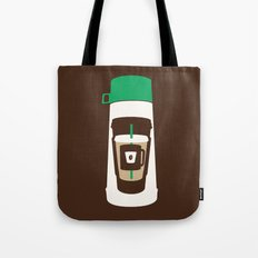 The Coffee Stacker Tote Bag