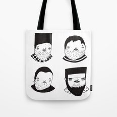 Busts 1° Part Tote Bag