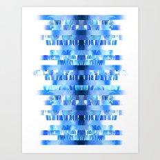 Moorea #1 Art Print