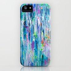 Silver Rain iPhone (5, 5s) Slim Case