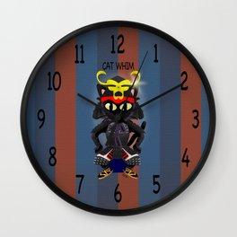 Shogun Wall Clock
